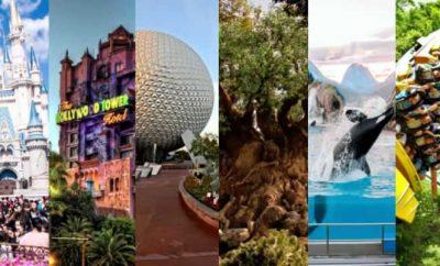 Quais parques visitar em Orlando?