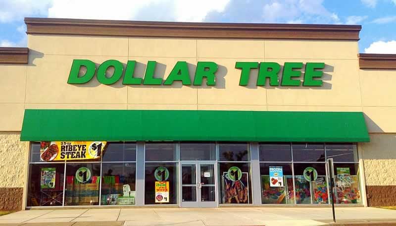 fachada dollar tree estados unidos orlando
