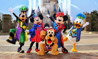 Descubra onde e quais personagens é possível encontrar na Disney
