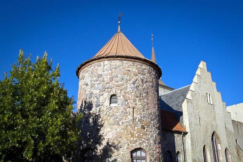 arquitetura do pavilhão da noruega no epcot