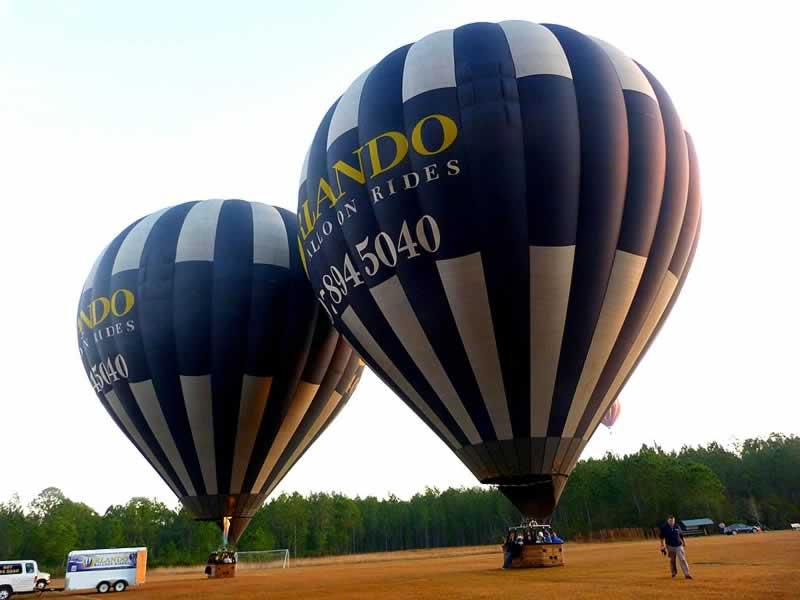 balões da orlando balloon rides