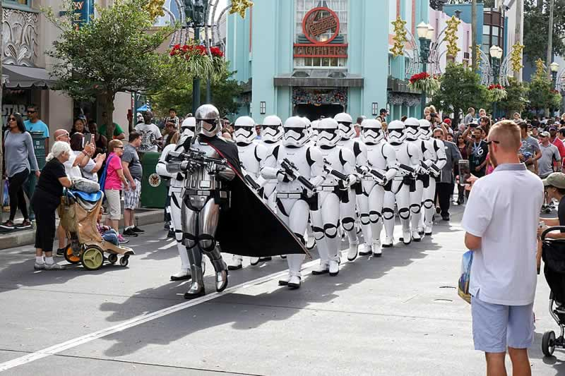 tropa star wars hollywood studios disney